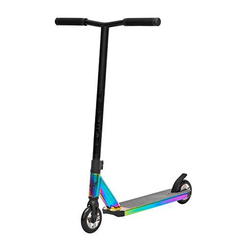 Invert TS1,5 V2 Stunt-Scooter H=82cm Rainbow neochrome