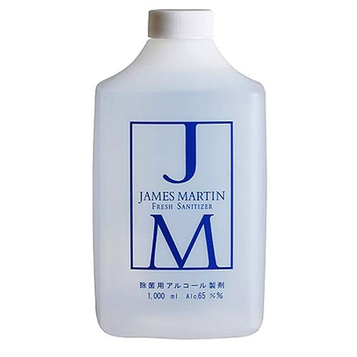 溶接一般化する等価JAMESMARTIN フレッシュサニタイザー 詰め替え用ボトル 1L