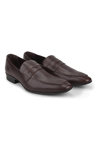 Knotty Derby Men's Brown Formal Shoes