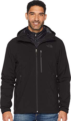 The North Face Thermoball Triclimate Jacket TNF Black/TNF Black LG