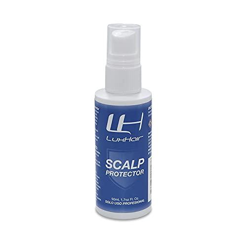 Scalp Protector LuxHair para proteger el cuero cabelludo durante la colocación de Prótesis Capilares Hombre y Mujer   Protege de irritaciones creando un film protector