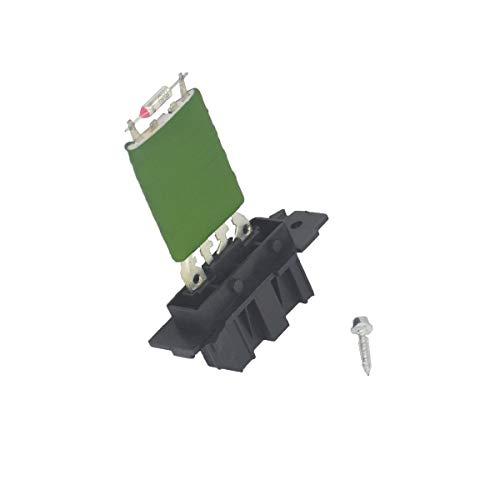 ZEALfix Resistencia del motor del soplador del calentador 13248240 para transportador Caravelle Touareg Multivan