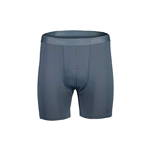 POC Essential Boxershorts, Unisex, Erwachsene, Calcite Blue, L
