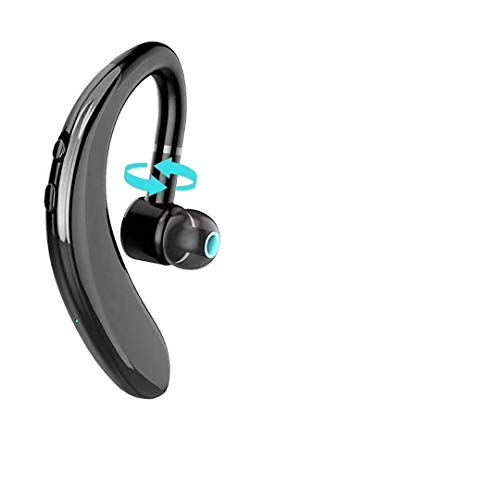 esportic S109 One Ear Bluetooth Earphone Wireless Headphones for Mobile Phone Sports Stereo Jogger,Running,Gyming Bluetooth Headset Compatible with All Devices (Multi Color)