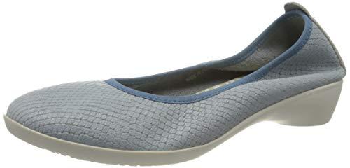 Softinos Damen Glor566Sof Geschlossene Sandalen, Blau (Baby Blue 005), 37 EU