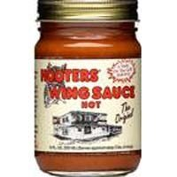 Online Super Special SALE held limited product Hooters Sauce Hot Wing