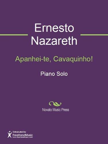 Apanhei-te, Cavaquinho! (English Edition)