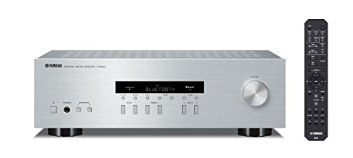 Yamaha RS-202D Stereo-Receiver DAB silber