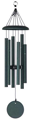 Corinthian Bells 27-inch Windchime, Green