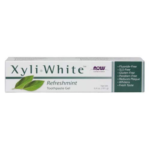 Xyliwhite Refreshmint Toothpaste Gel Fluoride Free