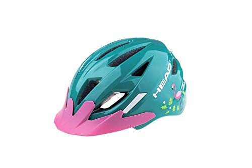 Head Bike helm Kid Y11 in-mould, fiets unisex kinderen, groen, klein