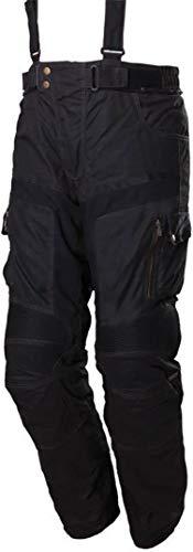 Modeka Glasgow Textilhose XL Schwarz