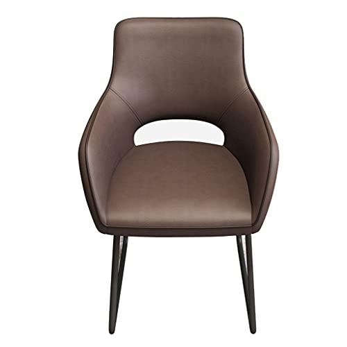 Silla ergonómica de oficina Silla informática moderna y simple, silla de escritorio de estudio cómodo y sedentario, silla de oficina, silla de estudio, silla de dormitorio de sala de estar Silla del o