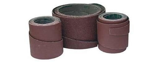 Jet Tools - Ready-To-Wrap Abrasive, 100 Grit, 3-Wraps in Box (fits 22-44) (60-2100)
