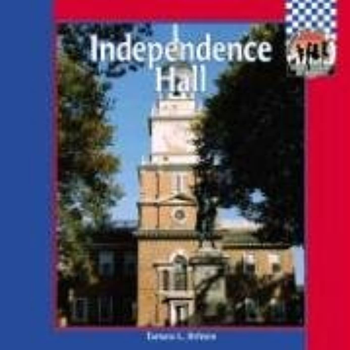Independence Hall (Checkerboard Symbols, Landmarks and Monuments)
