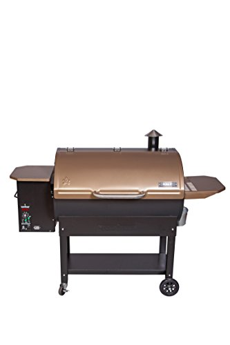 Our #2 Pick is the Camp Chef Smokepro Lux 36 Pellet Smoker