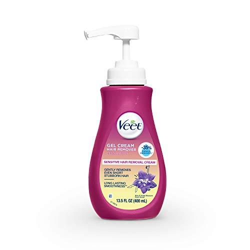 Veet Gel Hair Remover Cream, Sensitive Formula