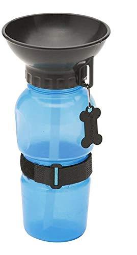 TEMPO DI SALDI Bottiglia Portatile Acqua Con Dispenser Ciotola Da Viaggio Per Cani E Gatti