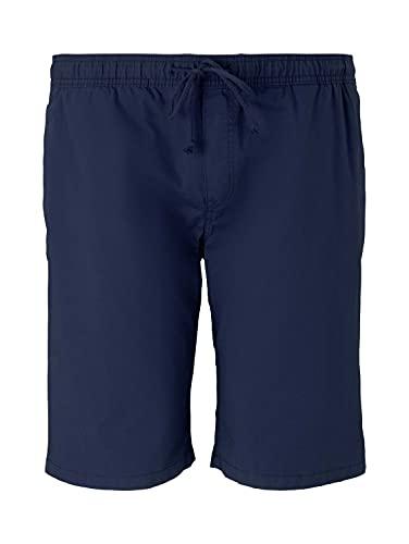 TOM TAILOR Men+ Heren Bermuda Plussize Sweatpants Shorts