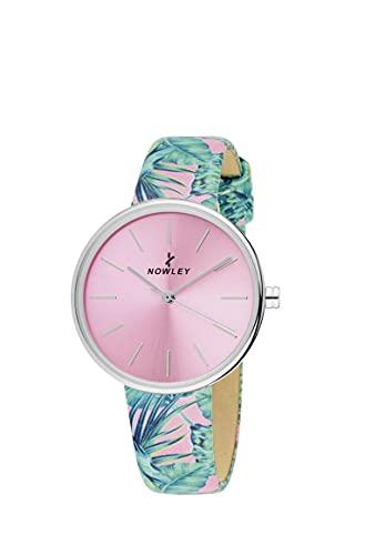 Reloj NOWLEY Mujer Correa Estampada Multicolor