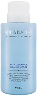 [A'PIEU] Aqua Nature Deep Sea Dew Drop Clearing Softner 500ml