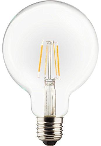 test Müller Licht LED-Handschuhe G95 Filament 4W (40W) E27 470lm 2700K Transparent ML400048 Deutschland