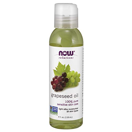 Now Foods GRAPE SEED, 4 OZ OIL