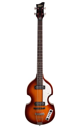Höfner Ignition Violinbass, Sunburst