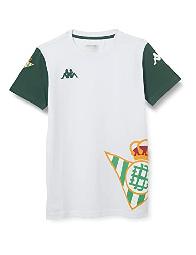 Kappa Airin Betis Camiseta Unisex niños