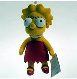 Lisa Simpson Plush Collectable Doll 8.5
