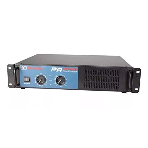 Amplificador Potência New Vox Pa-1200 PROMOÇÃO 1200W