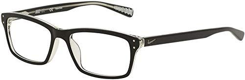 Eyeglasses NIKE 7242 001 Black/Crystal Clear Gunmetal