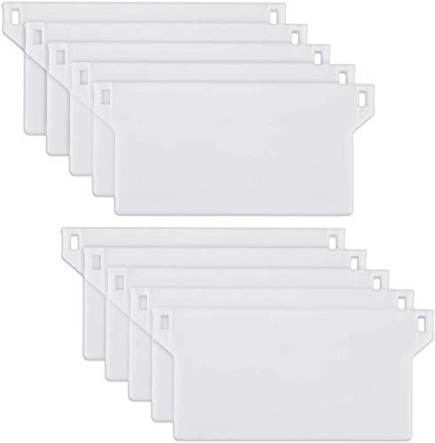 First blinds Ersatzteile für vertikale Jalousien, 127 mm, 20 Stück
