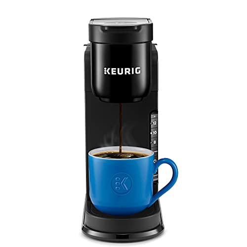 Keurig K-Express Coffee Maker, Single Serve K-Cup Pod Coffee Brewer, Black