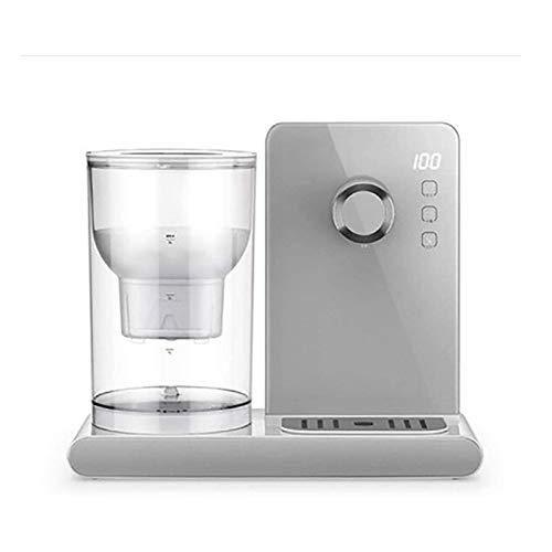 Sdesign Máquina de agua de escritorio de calefacción instantánea del hogar 3 segundos Dispensador de agua instantánea caliente con control de temperatura de 5 etapas para el dormitorio doméstico de la