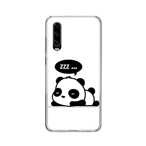 Funda de plástico duro para Huawei P40 P30 P20 P10 Mate 10 20 30 Lite Pro P Smart Z Plus 2019 2018 Coque-QB335-9-P30 Lite