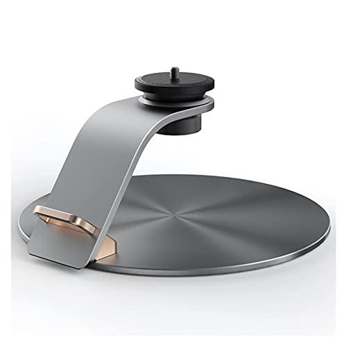 YIXIN2013SHOP Soporte de Proyector Desktop Mini Proyector Stand Mini Proyector Angle Angle Ajustable Projectors Stand 360 °Bola giratoria Cabeza para Oficina Inicio Soporte de Pared para proyector