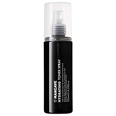 ManCave Hydrating Toner Spray 125ml - For a quicker way to moisturise your skin from Mancave