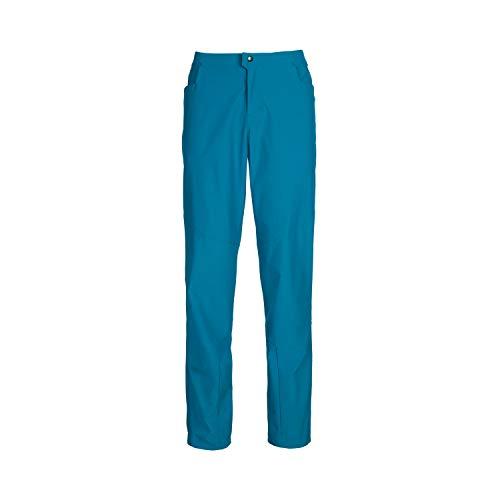 Mammut Massone - Pantaloni da Arrampicata, da Uomo, Colore: Zaffiro, EU 54