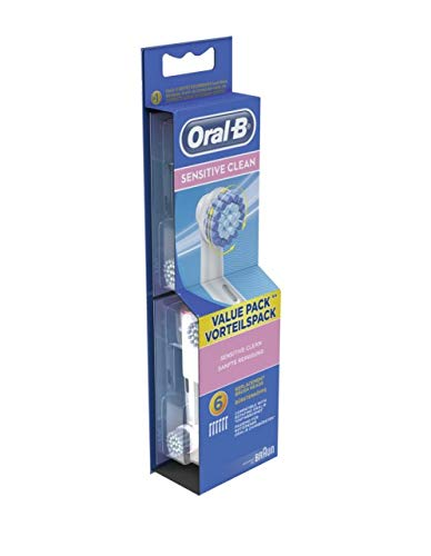 Oral-B Sensitive - Cabezal (6 unidades)