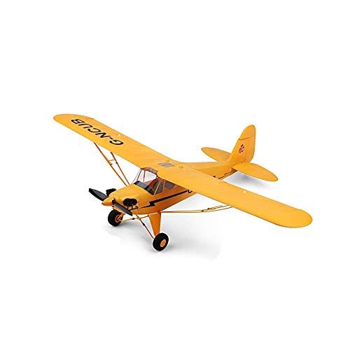 ZAKRLYB Juegos de jardín Control Remoto Avión EPP Foam Glider sin escobillas 200 Metros sin interferencia y Manos de Cerebro de Manos Estable al Aire Libre