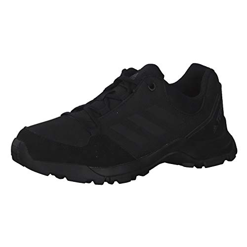 adidas Boys Terrex Hyperhiker Low K Running Shoe, Core Black/Grey Three F17/Core Black, 31 EU