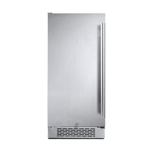 Avallon 3.3 Cu Ft Built-In 15' Refrigerator - Left Hinge