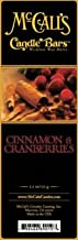 product image for McCall's Country Candles Candle Bar 5.5 oz. - Cinnamon & Cranberries