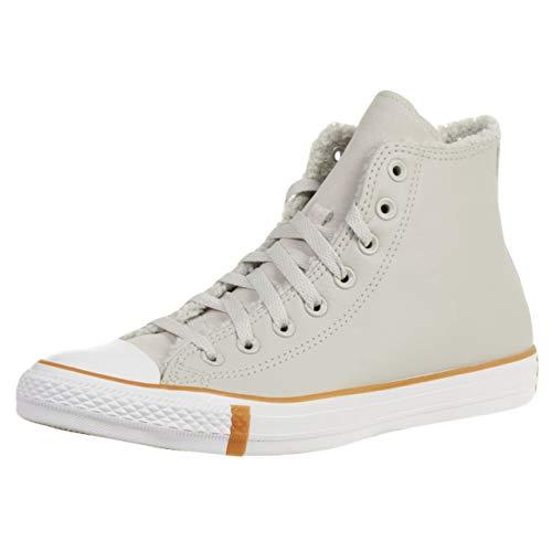 Converse Chucks CTAS HI 166125C Grau, Schuhgröße:41.5