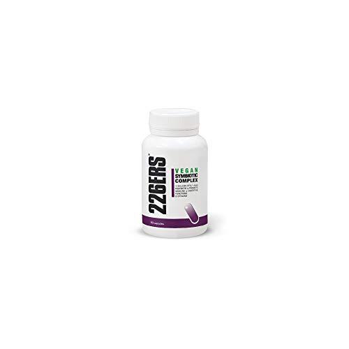 226ERS Vegan Symbiotic Complex - Mejora la Función Intestinal y Fortalece el Sistema Inmune con Postbióticos, Probióticos, Vitamina C, Vitamina D - 60 cápsulas