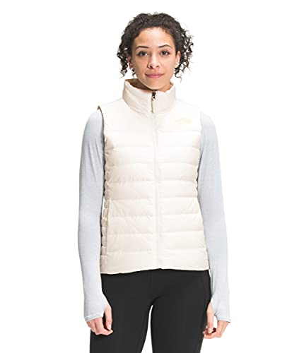 The North Face Women's Aconcagua Vest, Gardenia White, S