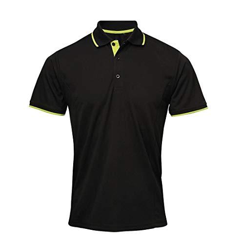 Camiseta de Manga Corta para Hombre y Adulto, Cuello con Cuello Redondo, Casual, para Fiesta, Estilo Casual