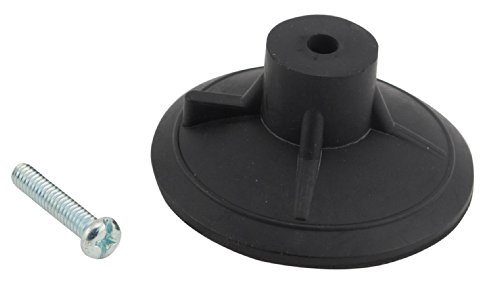 Erickson 01704 3' Roof Suction Cup, (Pack of 2)