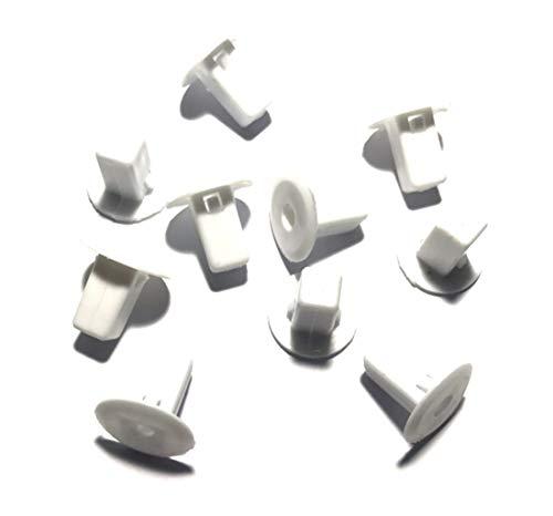 ihave Replacement For Body Panel Screw Grommet Retainer Clip LAND CRUISER FJ80 FZJ80 UZJ100 HILUX PICKUP LN40 LX 450 470